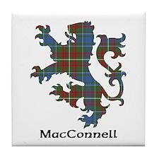 Lion - MacConnell Tile Coaster