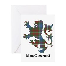 Lion - MacConnell Greeting Card