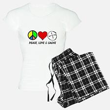 Peace, Love & Cache pajamas