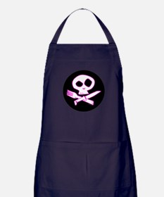Funny Chef pirate Apron (dark)