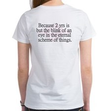 Missionary Girlfriend Tee W/ Quote