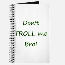Cute Troll hunter Journal