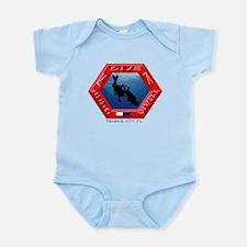 Cute Dive buddy Infant Bodysuit