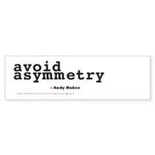 avoid asymmetry