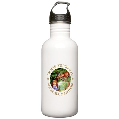 I'm Mad, You're Mad Stainless Water Bottle 1.0L