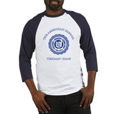 Men's Blue Sleeve Blue logo