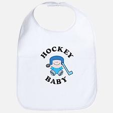 Hockey Baby2 Bib