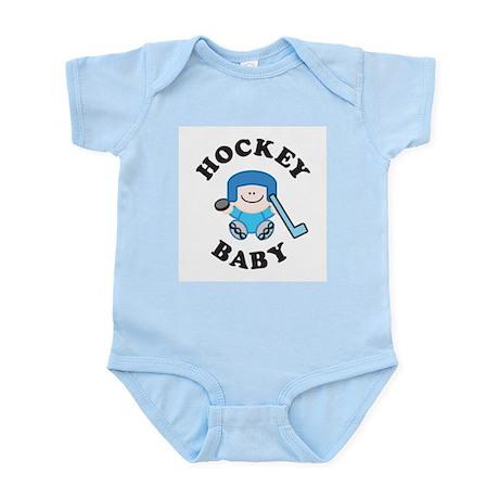 Hockey Baby2 Infant Creeper