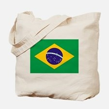Flag of Brazil Tote Bag