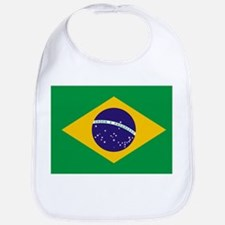 Flag of Brazil Bib