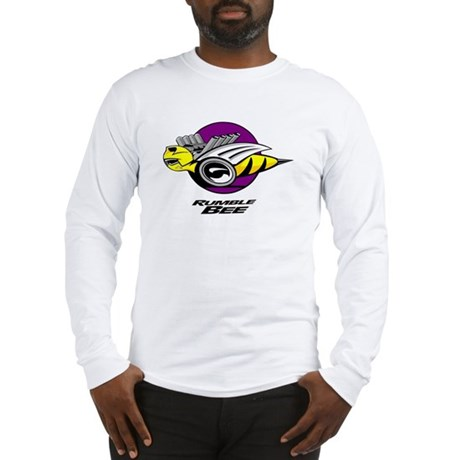 Rumble Bee design Long Sleeve T-Shirt