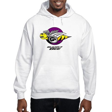 Rumble Bee design Hooded Sweatshirt