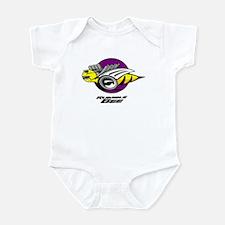 Rumble Bee design Infant Bodysuit