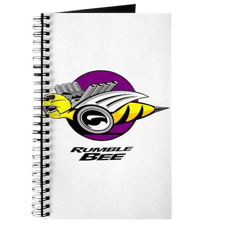Rumble Bee design Journal