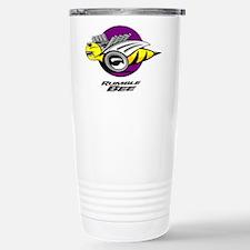 Rumble Bee design Travel Mug