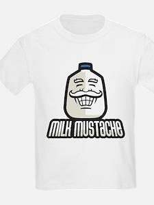 Milk Mustache wear T-Shirt