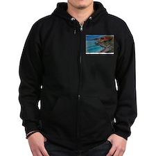 Big Sur Zip Hoodie