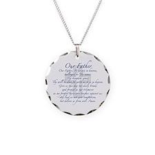 Cute Catholic conservative Necklace