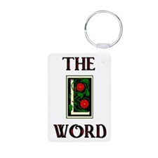 Cute L word showtime Keychains