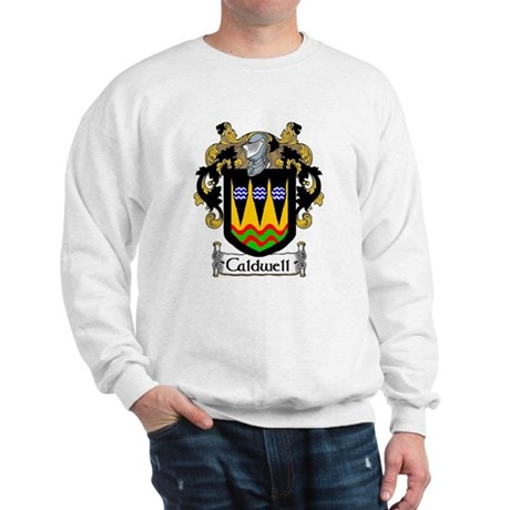 Caldwell Coat of Arms Sweatshirt