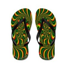 Fractal S~13 Flip Flop Thongs