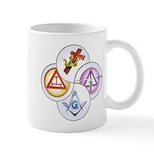 York Rite Swirl Mug