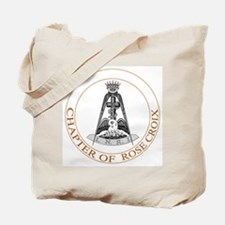 Chapter of Rose Croix Tote Bag