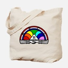 Order of the Rainbow Tote Bag