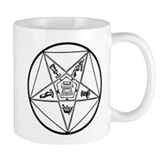 Order of the Eastern Star (bl Mug