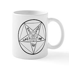 Order of the Eastern Star (bl Small Mug