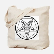 Order of the Eastern Star (bl Tote Bag
