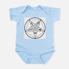 Order of the Eastern Star (bl Infant Bodysuit