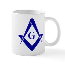 Master Mason (Blue) Mug