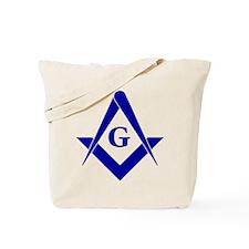 Master Mason (Blue) Tote Bag