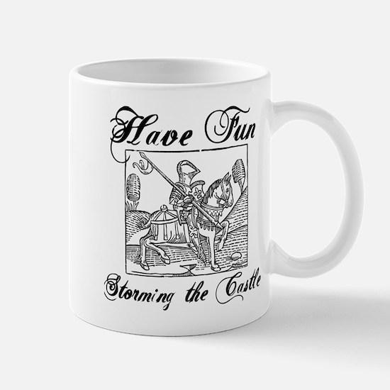 Storming the Castle Mug