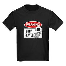 Warning Tuba Player T