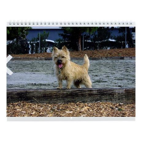 Fiona Wall Calendar