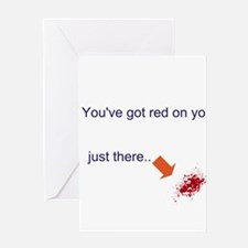Sayings Greeting Card