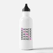 Dance 01 Water Bottle