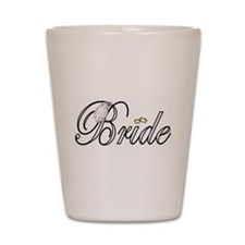 """Bride"" Shot Glass"