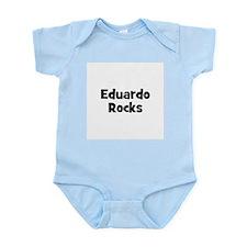 Eduardo Rocks Infant Creeper