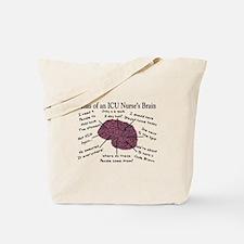 A Nurses's Brain Tote Bag