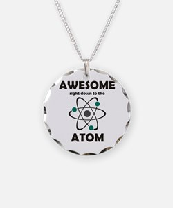 Awesome Right Down to the Ato Necklace