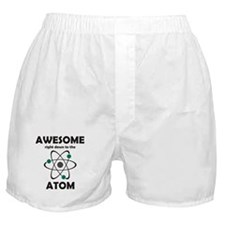Awesome Right Down to the Ato Boxer Shorts