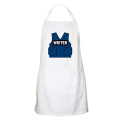 Castle Writer Vest Apron