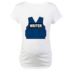 Castle Writer Vest Shirt