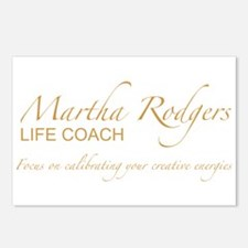 Life coach Postcards (Package of 8)
