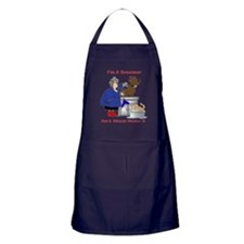 Not a miracle worker Apron (dark)