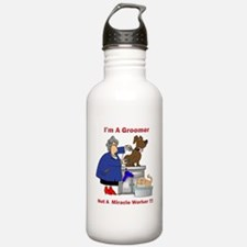 Not a miracle worker Water Bottle