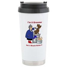 Not a miracle worker Travel Mug